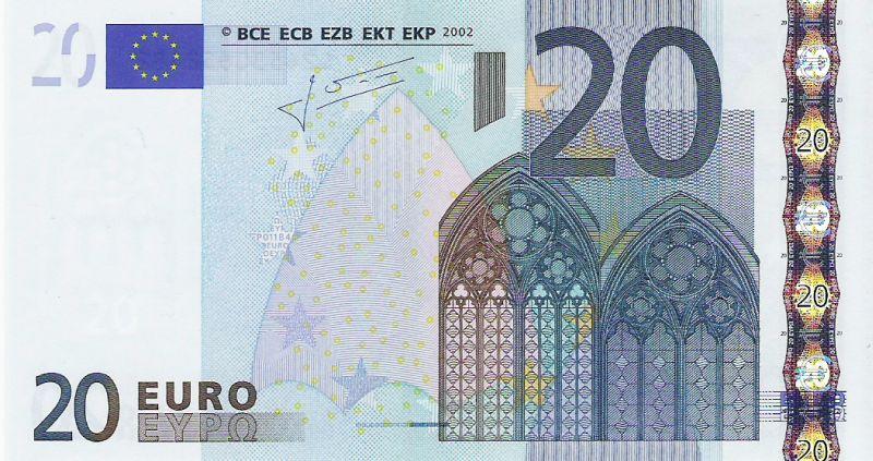 Tuhannen Euron Seteli